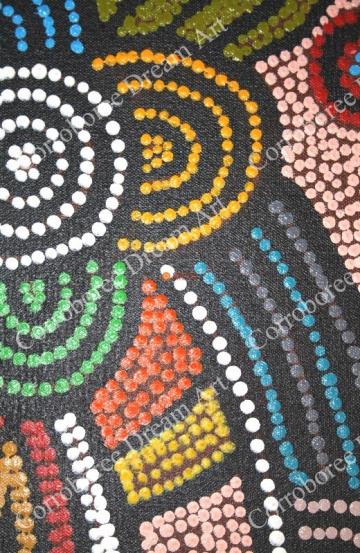 Debra-McDonald-Nangala-Womens Ceremony-Cat-No-54513-b